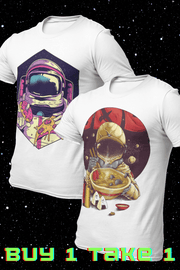 Alien Combo v4 Sublimation Dryfit Shirts