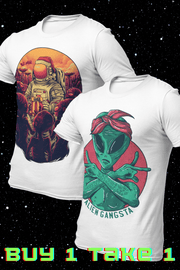 Alien Combo v5 Sublimation Dryfit Shirts