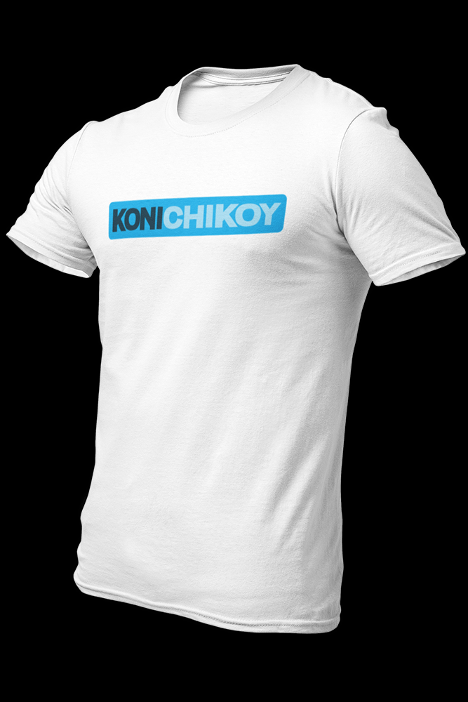 1 Konichikoy  Sublimation Dryfit Shirt
