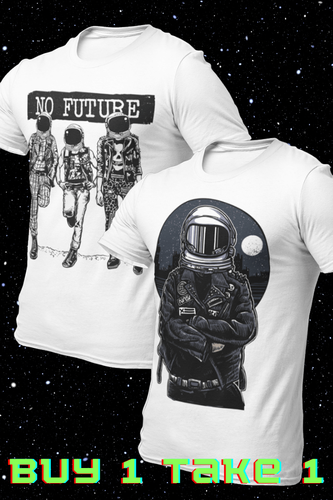 Alien Combo v8 Sublimation Dryfit Shirts