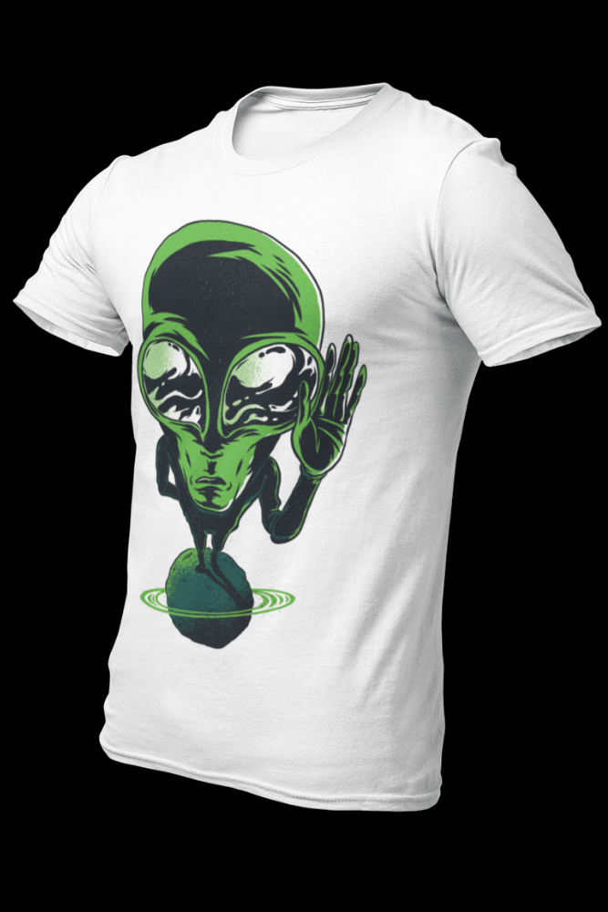 Alien v7 Sublimation Dryfit Shirt