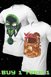 Alien Combo v2 Sublimation Dryfit Shirts