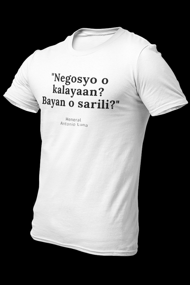 Bayan o Sarili White Cotton Shirt