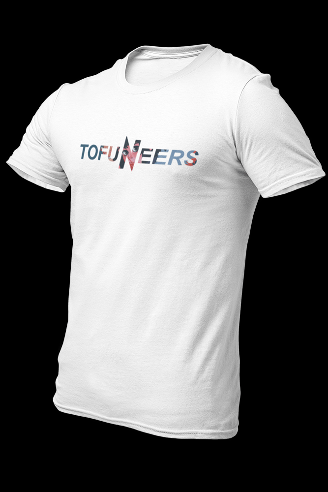 tofuneers Sublimation Dryfit Shirt w/back print