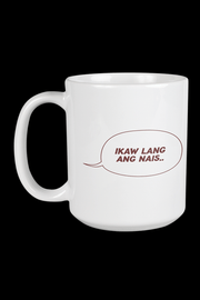 Kapi Sublimation White Mug Back and Front Print