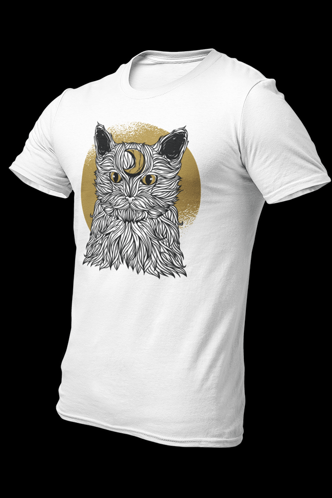 Mystic Cat Sublimation Dryfit Shirt