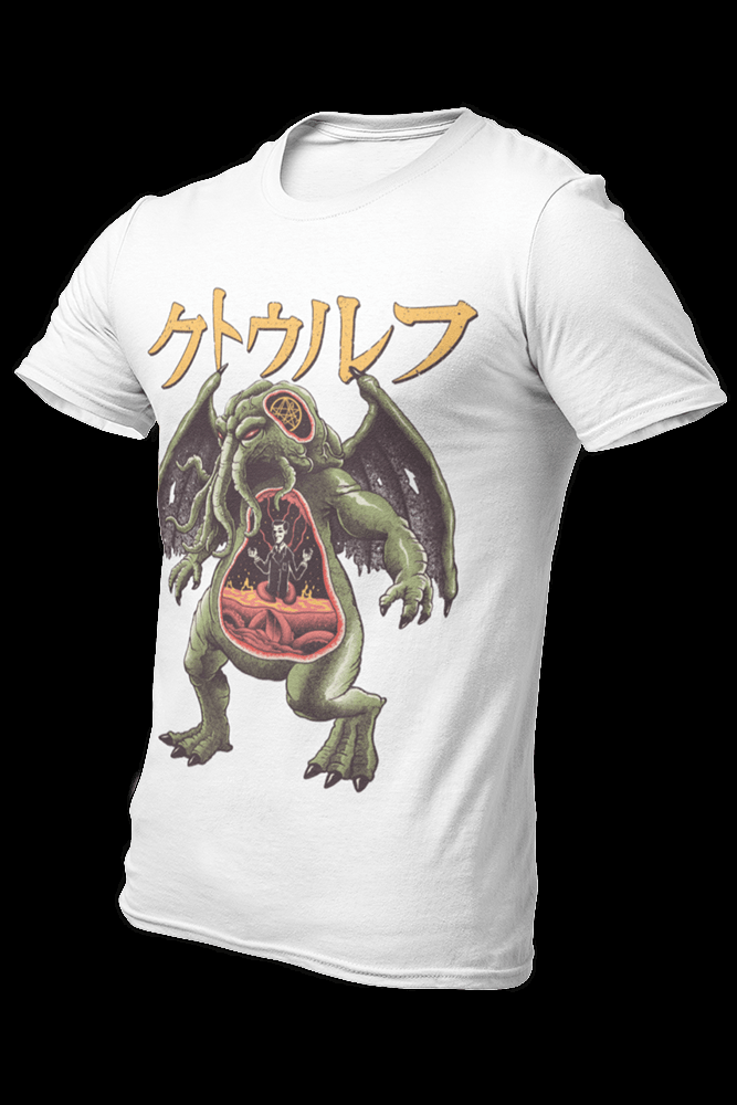 Kaiju Cthulhu Sublimation Dryfit Shirt