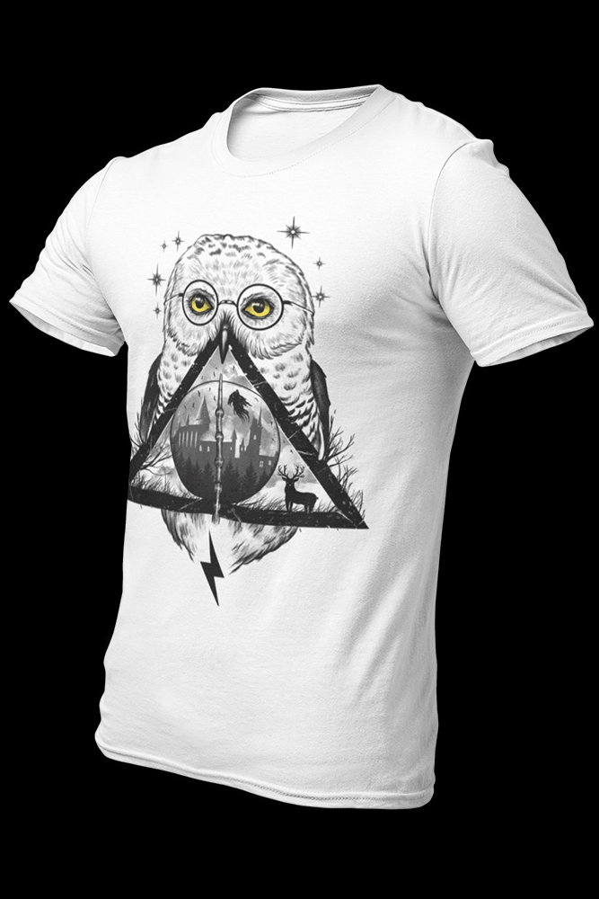 Owls and Wizardry Sublimation Dryfit Shirt