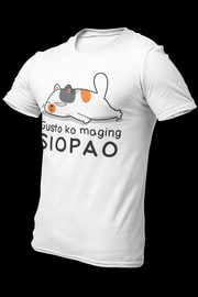 Siopao Sublimation Dryfit Shirt With Logo At The Back