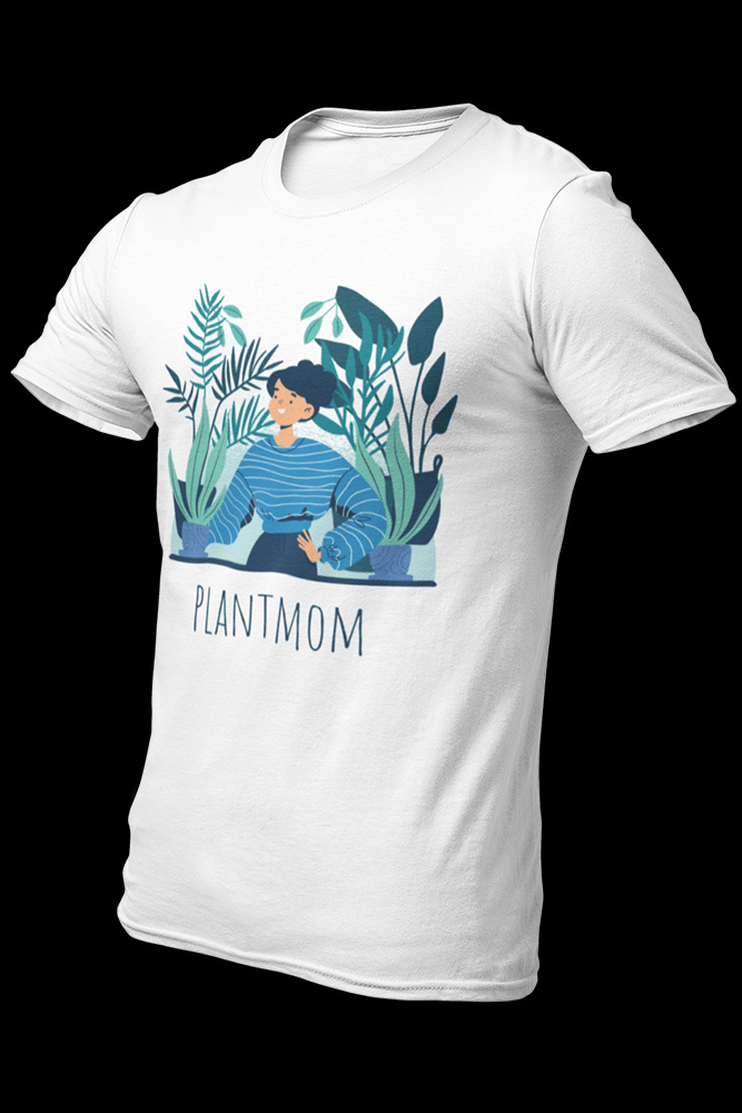 Plantmom Sublimation Dryfit Shirt