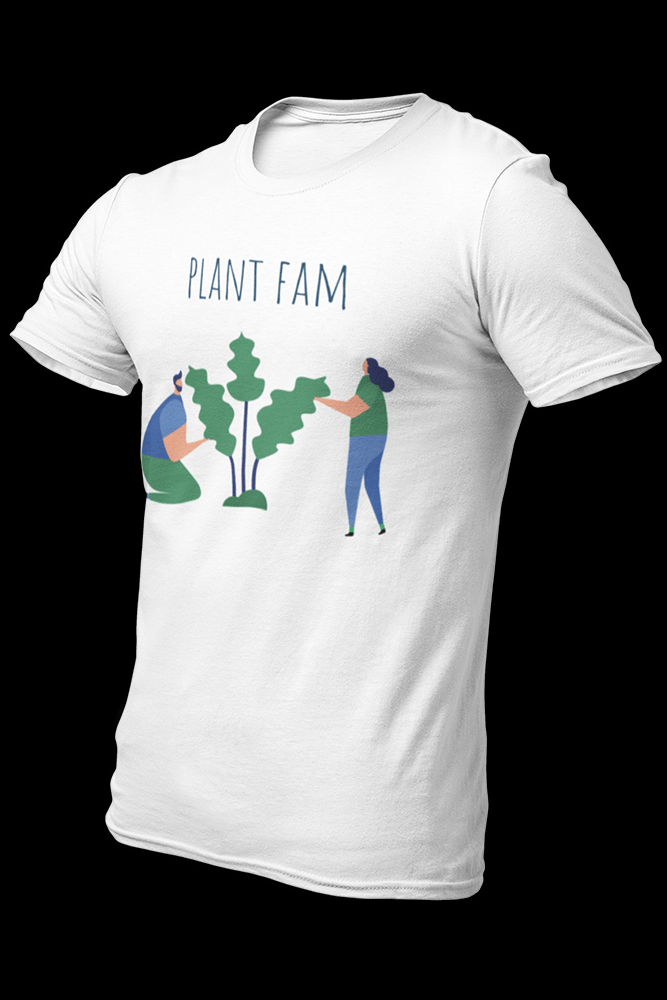 Plant Fam Sublimation Dryfit Shirt