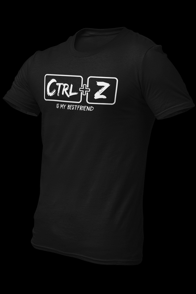 CTRL Z Cotton Shirt