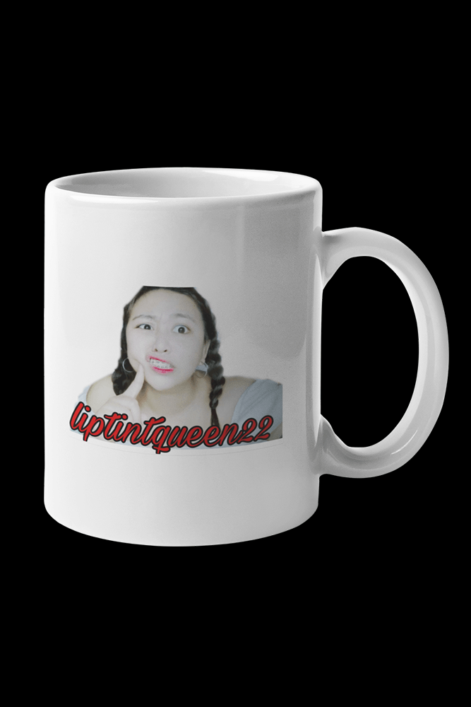 Liptint Queen 22 Sublimation White Mug
