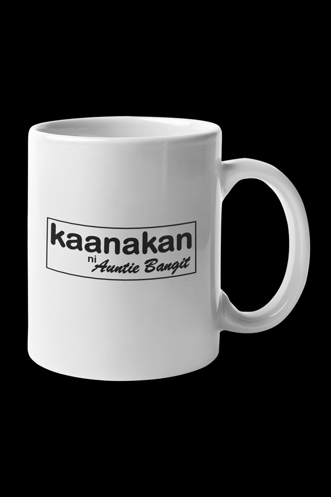 kaanakan Sublimation White Mug
