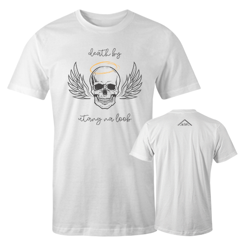 Death By Utang Na Loob Sublimation Dryfit Shirt w/Logo