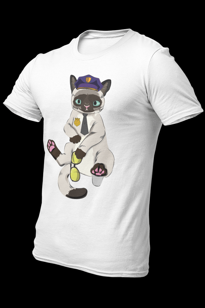 Cat Costume v2 Sublimation Dryfit Shirt