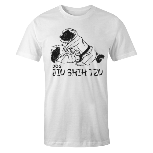 Jiu Shih Tzu Sublimation Dryfit Shirt