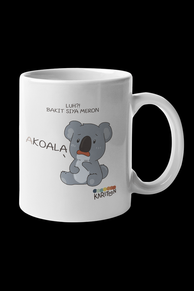 Akoala Sublimation White Mug