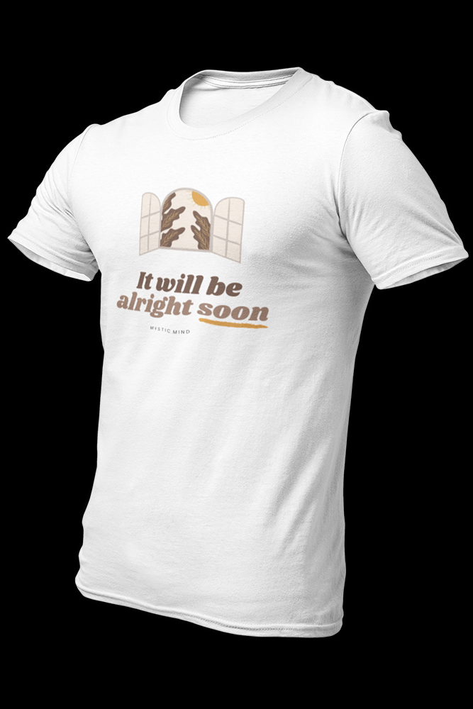 It will be alright soon Sublimation Dryfit Shirt