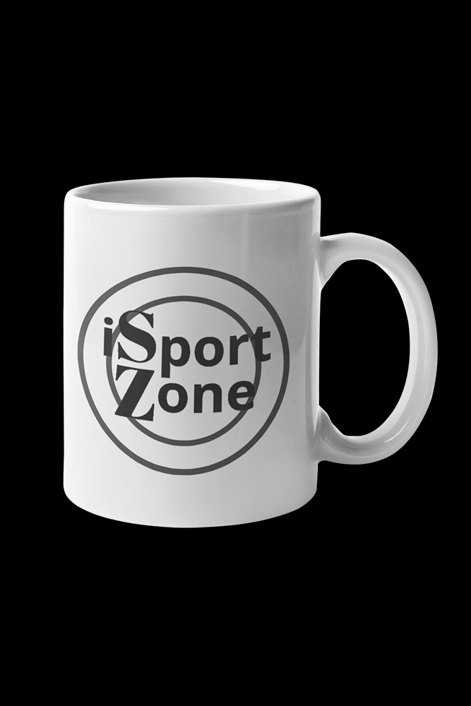 iSportZone Sublimation White Mug