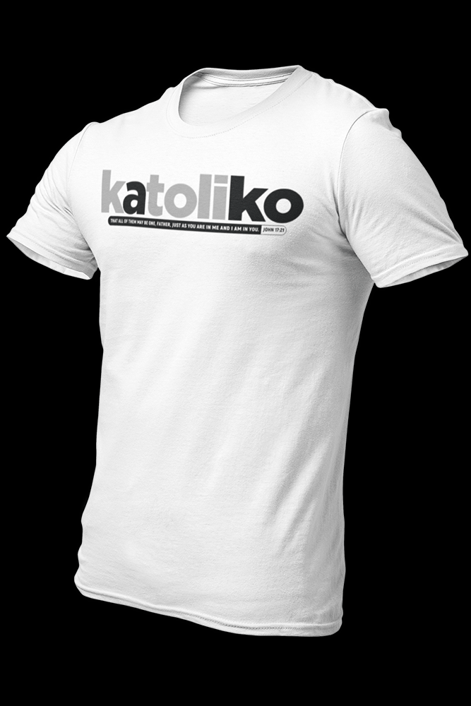 Katoliko White Cotton Shirt