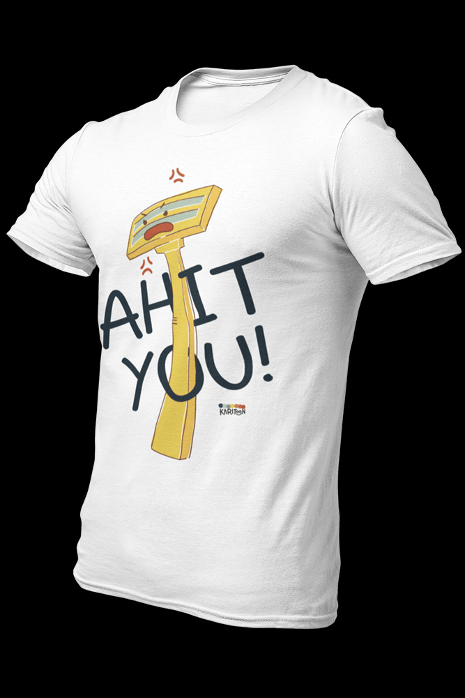 Ahit You Sublimation Dryfit Shirt