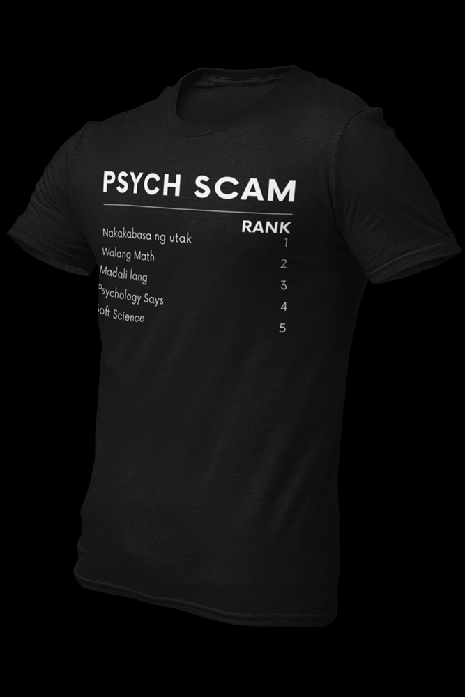 Psych Scam Cotton Shirt