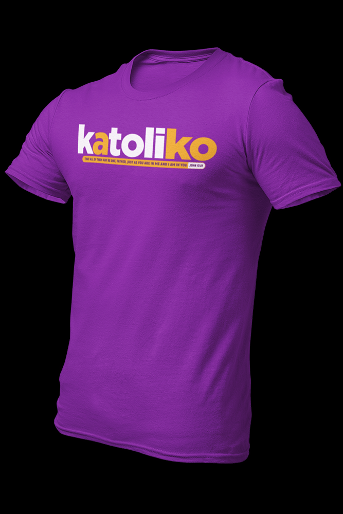 Katoliko Purple Cotton Shirt