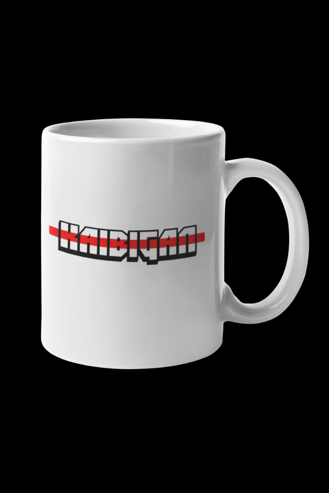 Kaibigan Sublimation White Mug