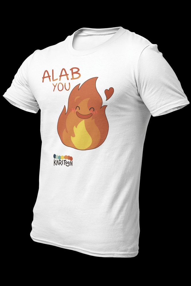 Alab You Sublimation Dryfit Shirt