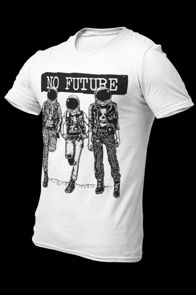 Astro No Future Sublimation Dryfit Shirt