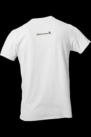 Cute v2 White Cotton w/Back Logo