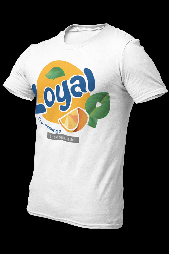 Loyal Sublimation Dryfit Shirt