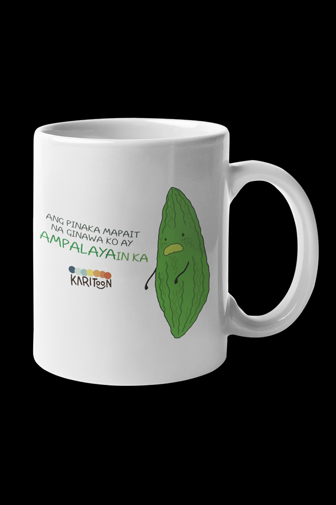 Ampalayain Ka Sublimation White Mug