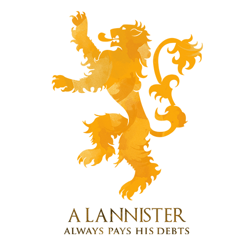 A Lannister Always Sublimation Dryfit Shirt