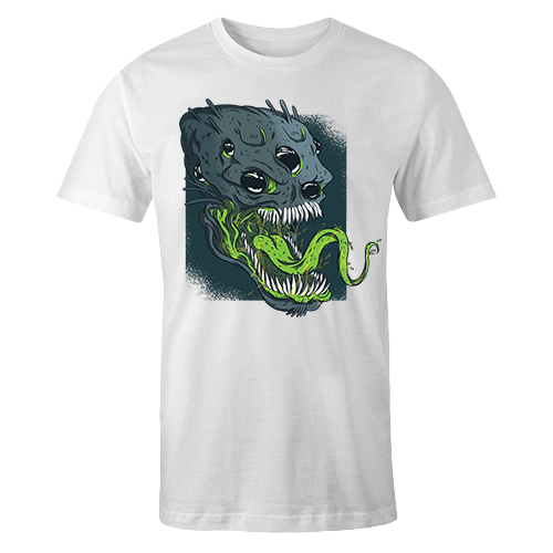 Alien v13 Sublimation Dryfit Shirt