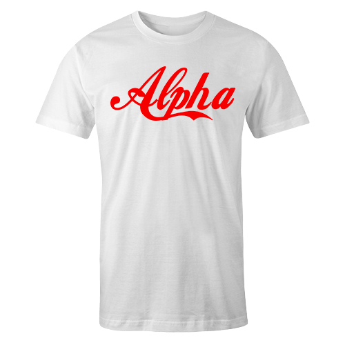 Alpha Sublimation Dryfit Shirt