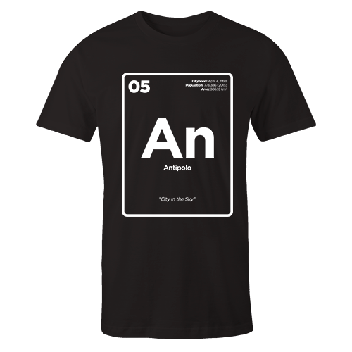 Periodic Table Series - Antipolo Cotton Shirt