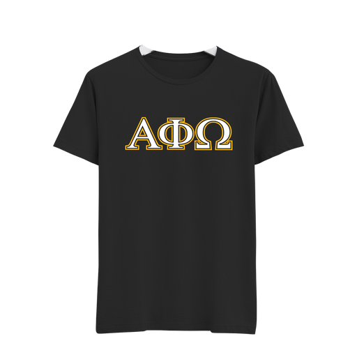 ΑΦΩ Greek 2 Cotton Shirt