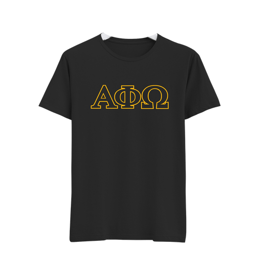 ΑΦΩ Greek Cotton Shirt