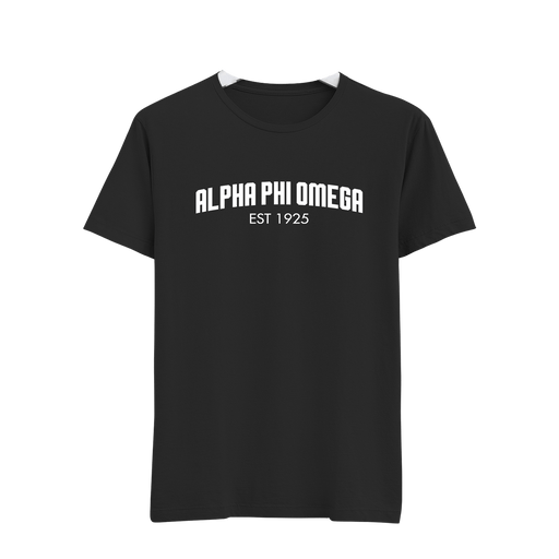 ΑΦΩ Simple Cotton Shirt