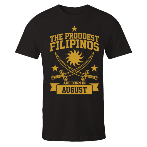 Legends are Born in August v7 Cotton Shirt