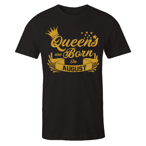 CLOSETA QUE AUG V2 G5 Black Cotton Shirt