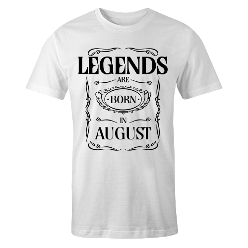 LEG AUG v3 White Cotton Shirt