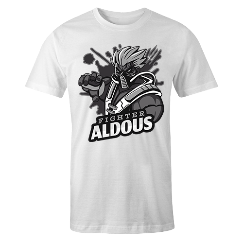 Aldous G5 Sublimation Dryfit Shirt