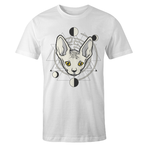 Alien Sphynx Sublimation Dryfit Shirt