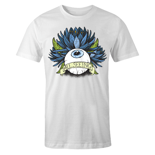 All Seeing Eye Sublimation Dryfit Shirt