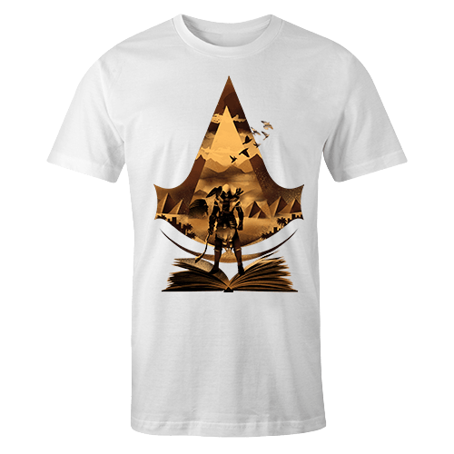 Assassin Creed Egypt Sublimation Dryfit Shirt