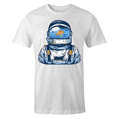 Astro FIsh Sublimation Dryfit Shirt