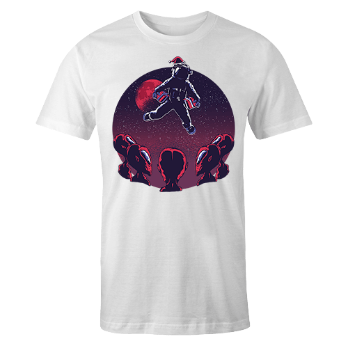 Astro Gifts Sublimation Dryfit Shirt